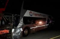 Choque fatal en Federación, Entre Ríos: hay al menos 6 muertos
