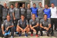 Copa Davis: la selección Argentina ya está en la provincia