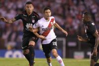 River no pudo como local ante Independiente Santa Fé