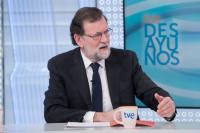 Mariano Rajoy llega este lunes a la Argentina