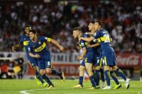 Boca visita a Palmeiras en Brasil