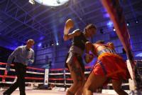 La gran revancha: Ceci Román ganó y retuvo su título mundial