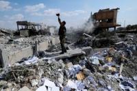Siria, el día después de los bombardeos de Estados Unidos
