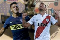Domingo a puro fútbol: Boca y River lo más destacado