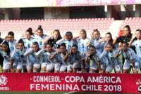 La Selección Argentina femenina y un particular reclamo a la AFA