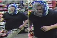 El ladrón más tonto: se tapó la cara con ¡una bolsa transparente!