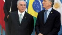 Argentina y otros cinco países anunciaron su salida temporal de la UNASUR