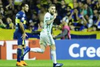 Boca perdió 2 a 0 y complicó su futuro en la Copa