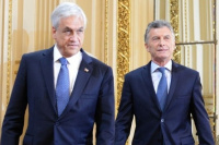 Macri y Piñera anunciaron la aprobación de un acuerdo de liberalización comercial