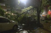 Más de 900 personas continúan evacuadas por el temporal en Buenos Aires