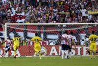 Boca empató con Junior en Barranquilla y continúa con vida hasta la última fecha