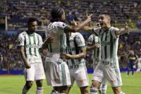 Un jugador del Palmeiras dijo que