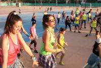 Rivadavia: fomenta la salud con Master Class de Zumba