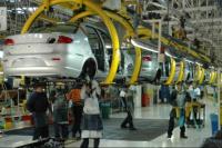Fuerte caída en la producción de vehículos durante el mes de septiembre