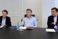 Cumbre en Casa Rosada de Macri con su equipo económico por la crisis del dólar