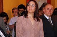 Histórico: Adriana García Nieto se convirtió en la primer mujer cortista de la provincia