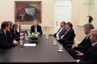 """Macri propuso un """"plan de trabajo hasta 2019"""" a los gobernadores peronistas"""