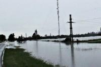 Un hombre murió tras el fuerte temporal en Entre Ríos