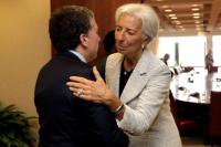 Sin mencionar cifras, el FMI dijo que buscan una