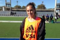 Rosario Dubos, la sanjuanina que sueña con jugar los Juegos Olímpicos Juveniles