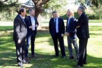 Debutó la nueva mesa política de Mauricio Macri