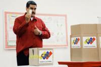Con fuerte abstención, Nicolás Maduro fue reelecto como presidente de Venezuela hasta 2025