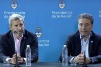 Dujovne y Frigerio ratificaron que realizarán todos los cambios que sean posibles