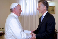 El pedido del Papa Francisco a Macri: