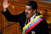 Maduro repudió eventual bloqueo a Venezuela y pidió