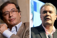 Duque y Petro definirán en segunda vuelta quien será el presidente