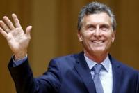 Adios presidencial: Macri despide a la Selección en Ezeiza