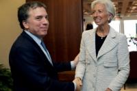 El acuerdo con el FMI estaría en su etapa final