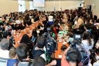 Diputadas nacionales presentaron el texto del proyecto sobre la despenalización del aborto