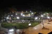 El homenaje a Charly y una gran feria llegan a la Plaza de la Joroba