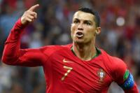 Con un CR7 tremendo, Portugal empató con España en el debut del Mundial