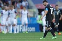 Amargo debut de Argentina en el Mundial: Messi malogró un penal