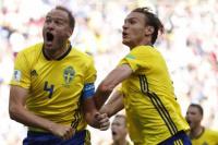 Con ayuda del VAR, Suecia superó a Corea y pone en jaque a Alemania