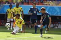 Colombia perdió ante Japón en su presentación