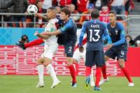 Perú perdió ante Francia y quedó eliminado
