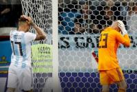 De terror: Croacia goleó a Argentina por 3-0
