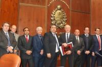 Cámara de Diputados distinguió a ciudadanos ilustres y personalidades destacadas