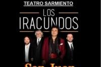 Los Iracundos originales vienen al Teatro Sarmiento
