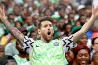 Ganó Nigeria, respira Argentina y estallaron los memes