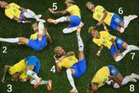 Los memes sobre la simulación de Neymar que fue descubierta por el VAR