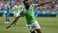 """Musa, el goleador de Nigeria: """"No me resulta difícil marcar goles ante Argentina"""""""