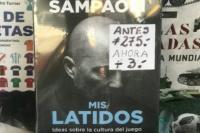 Título devaluado: el libro de Jorge Sampaoli que ahora nadie quiere