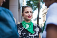 Legalización del aborto: Dolores Fonzi se reunió con Gabriela Michetti