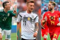 Horarios y TV: los partidos de este sábado del Mundial