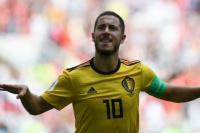 Bélgica asusta: goleó a Túnez y puso un pie enoctavos