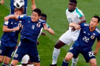 Por el grupo H, Japón y Senegal igualaron en dos